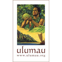 Ulumau Hawai'i Island Leadership Series logo