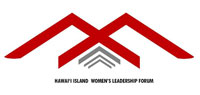 Hawai'i Island Women's Leadership Forum logo